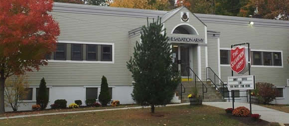 Salvation Army Food Pantry Laconia Nh