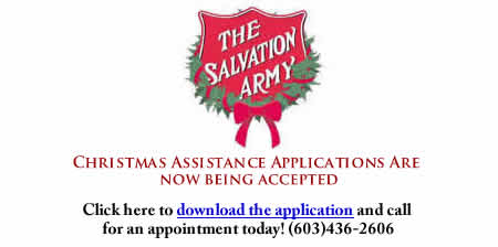 2016 Christmas Assistance