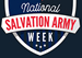 Salvation Army Week | May 14th - May 20th