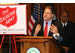 Governor Sununu Kicks Off Salvation Army State Wide Kettle Campaign